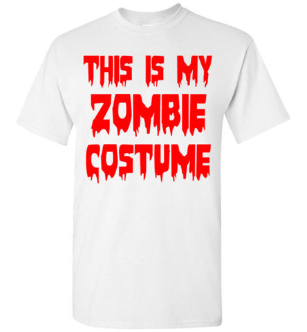 This is my Zombie Costume