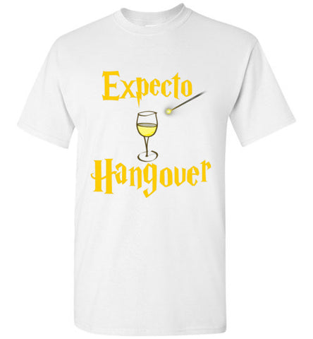 Expecto Hangover Wine T-Shirt