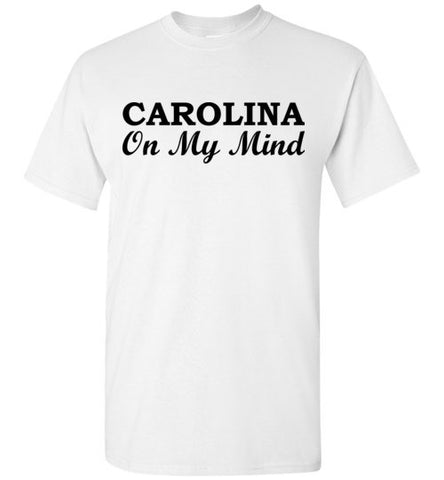 Carolina On My Mind T-Shirt