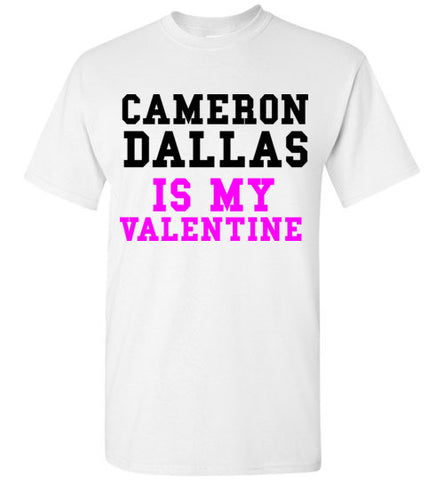Cameron Dallas Is My Valentine