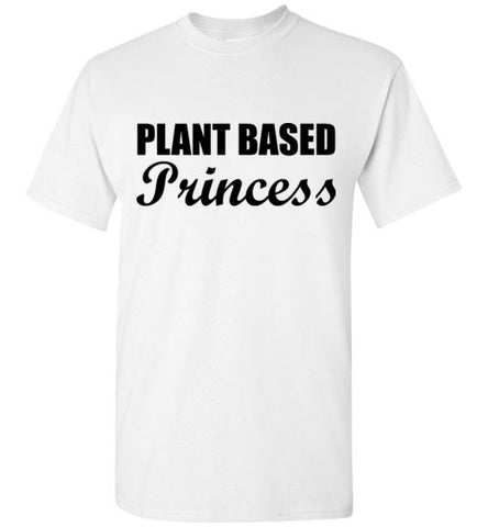 Plant Based Princess T-Shirt