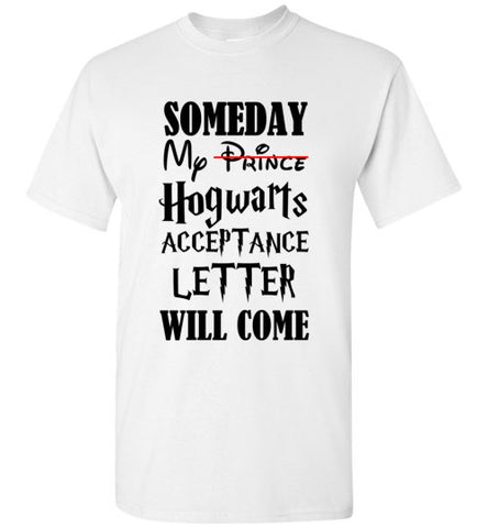 Someday My Hogwarts Acceptance Letter Will Come
