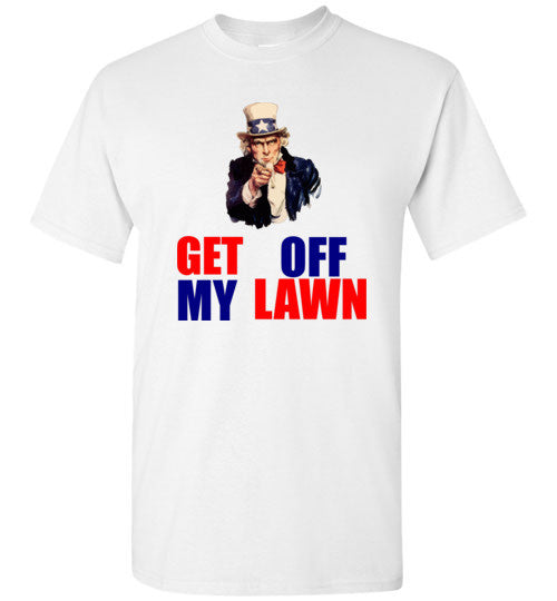 Get Off My Lawn Uncle Sam