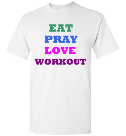 Eat Pray Love Workout