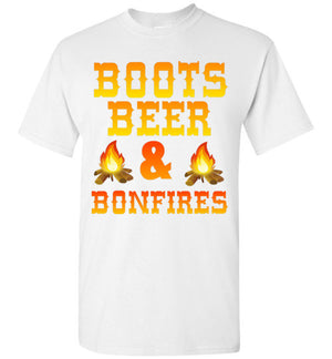 Boots Beer and Bonfires