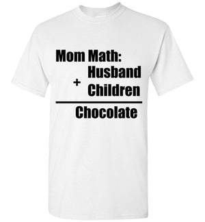 Mom Math T-Shirt