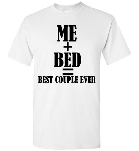 Me and Bed Best Couple Ever