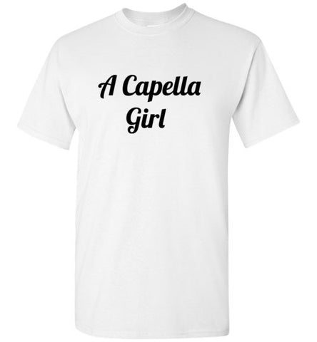 A Capella Girl