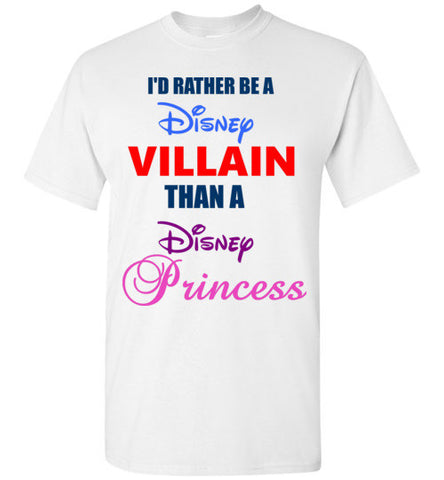 I'd Rather Be a Disney Villain Than a Disney Princess
