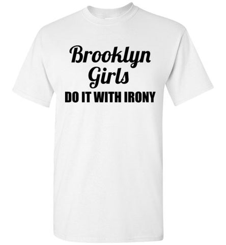 Brooklyn Girls Do It With Irony