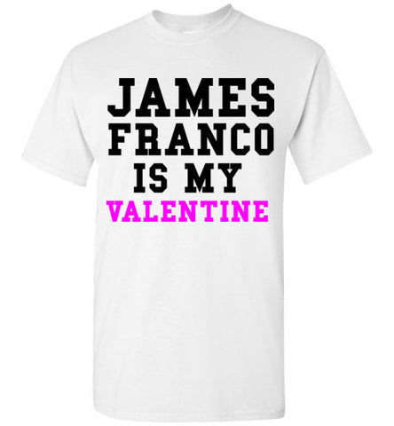James Franco is My Valentine
