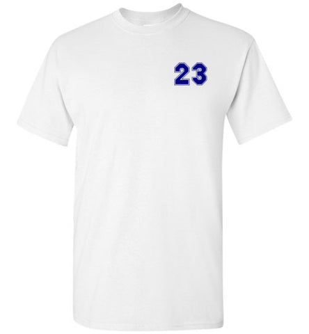 One Tree Hill Varsity Scott Basketball T-SHirt