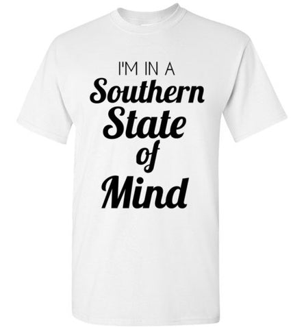 I'm In a Southern State of Mind