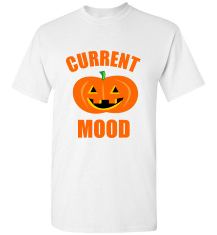 Current Mood Halloween T-Shirt