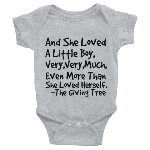 Giving Tree Infant Bodysuit