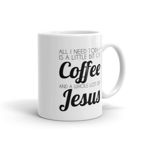 Coffee Jesus Mug