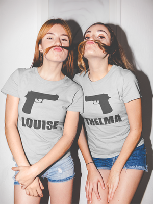 Thelma and Louise Best Friends (Thelma)