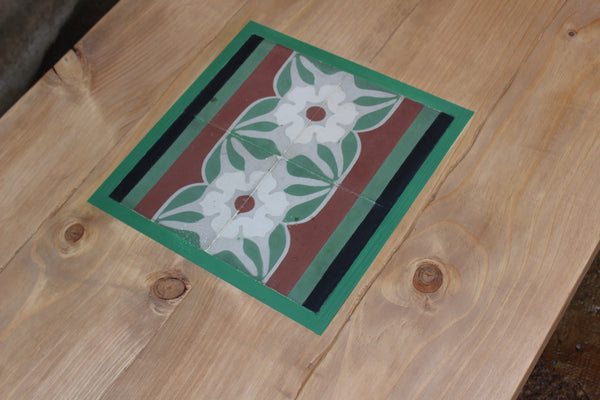Mesa rectangular maciza<b>WATERLILY</b>