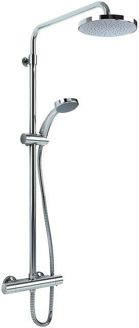 Deluge Optimo Thermostatic Bar Shower