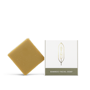 BINU Bamboo Facial Soap