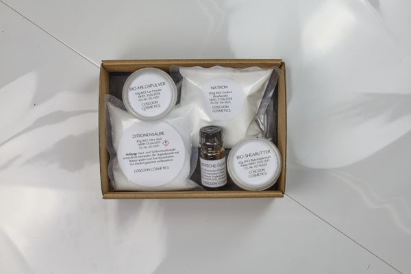 10 BadeKugeln - NordicTreat DIY-Kit