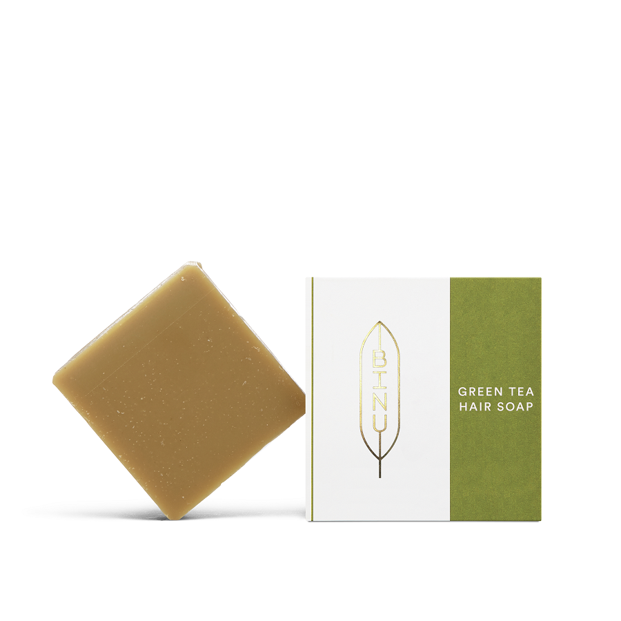 BINU Green Tea Hair Soap