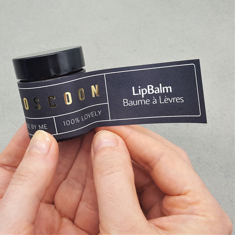 Mini DIY-Kit: LipBalm – Silky Apricot