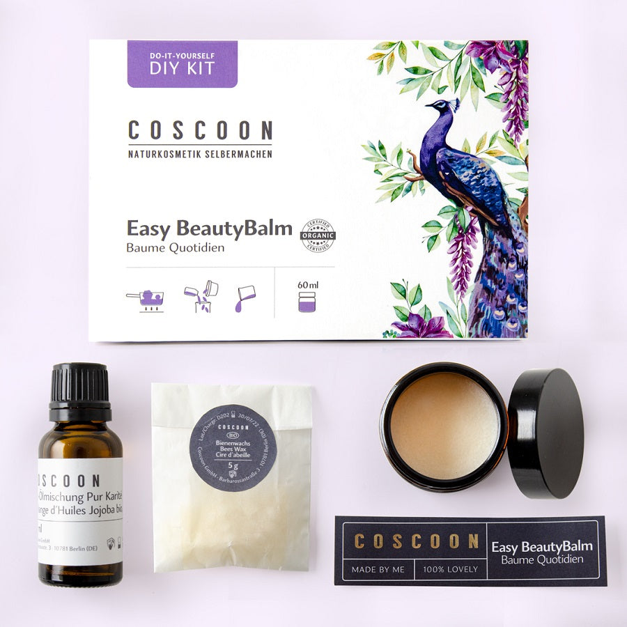 Mini DIY-KIT: EasyBeautyBalm