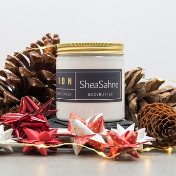 SheaSahne - Sweet Cinnamon - Special Edition