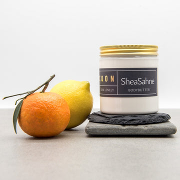 SheaSahne - Fresh Tangerine - 250ml