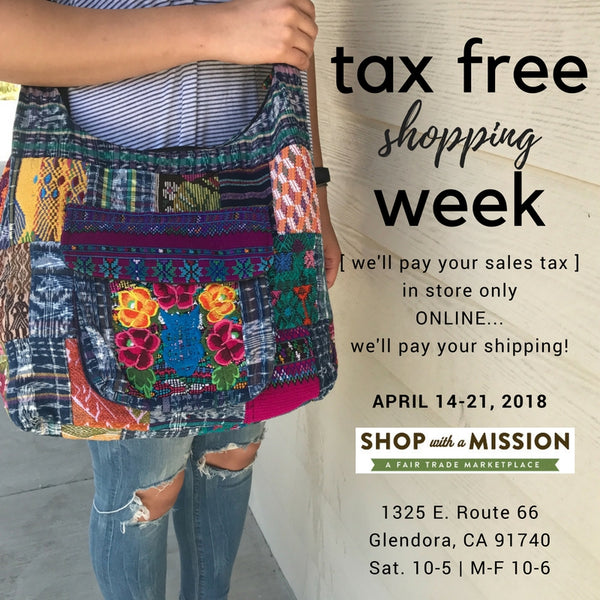 It's Tax Week!