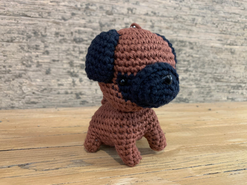 Crochet animal - dog medium