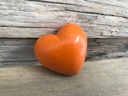Soapstone Heart - Small