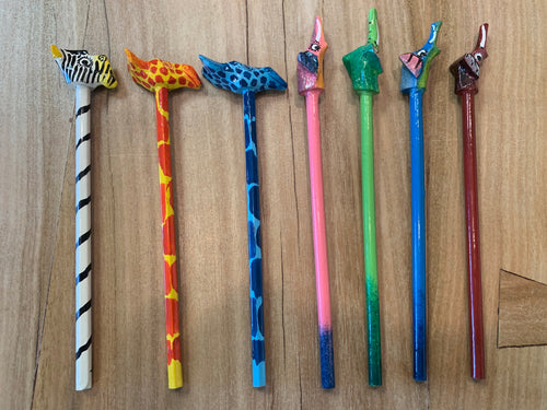 Tinga tinga pencils - MORE COLORS