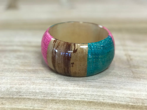 Bangle - Banana Bark