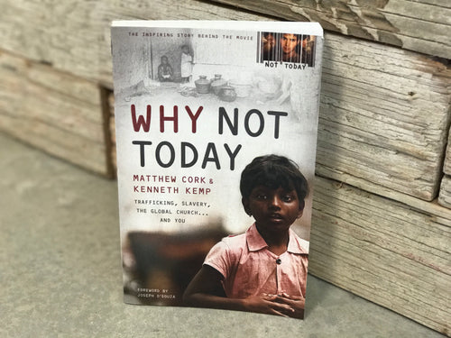 Why Not Today Book
