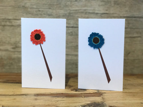 Crochet Cards - set of 2