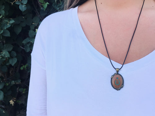 Noon Necklace w/ Cord