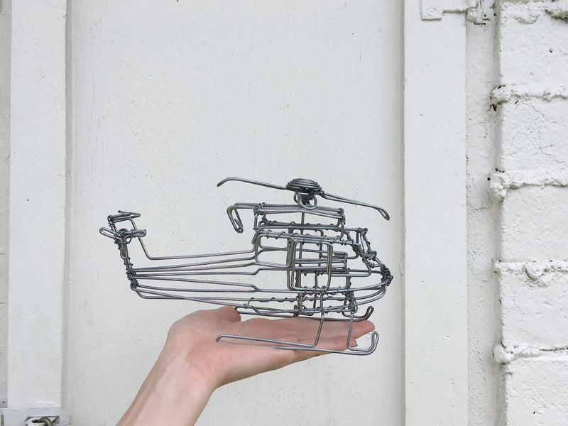 Wire Helicopter