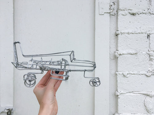 Wire Airplane