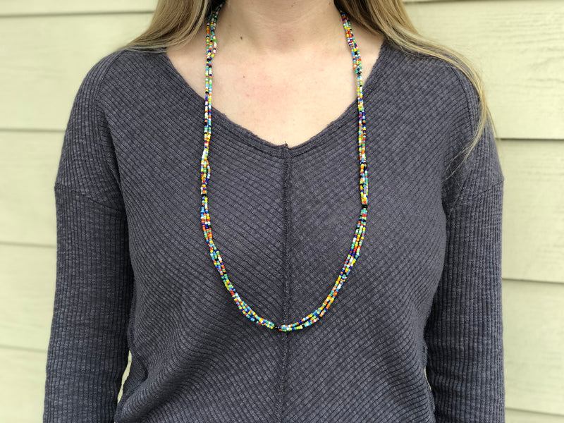 Necklace 3-in-1 Maasai