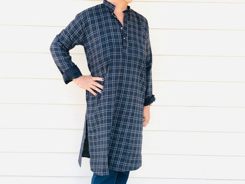 Long tunic top - ASST COLORS