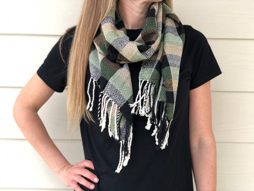 Woven Scarf - Small