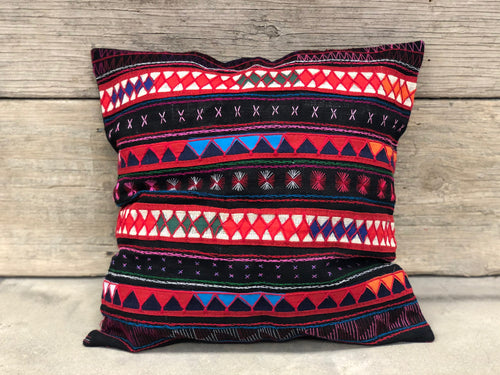 Pillow cover - hilltribe MORE COLORS