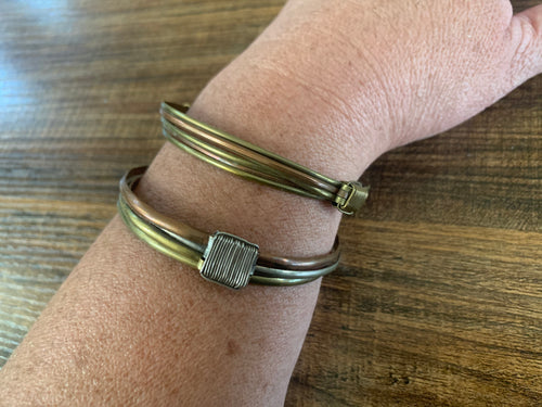 Bracelet - Bangle adjustable