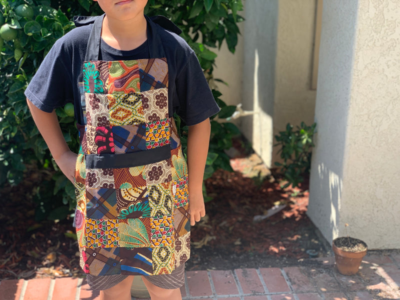 Kids Apron - patch