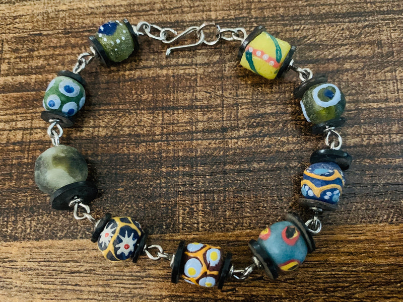 Bracelet - African Joint Bead