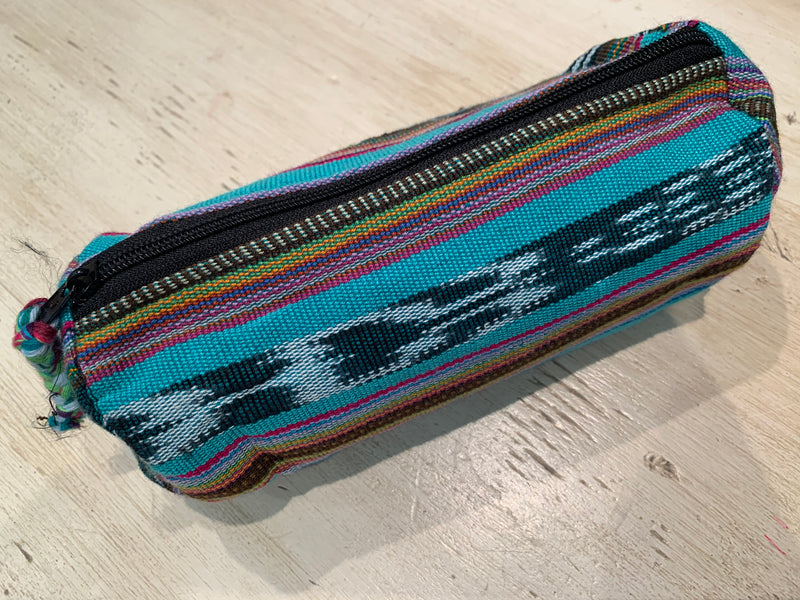 Pencil case tube - jaspe