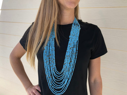 Necklace - Beaded Delux