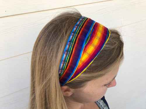 Woven Headband - MORE COLORS